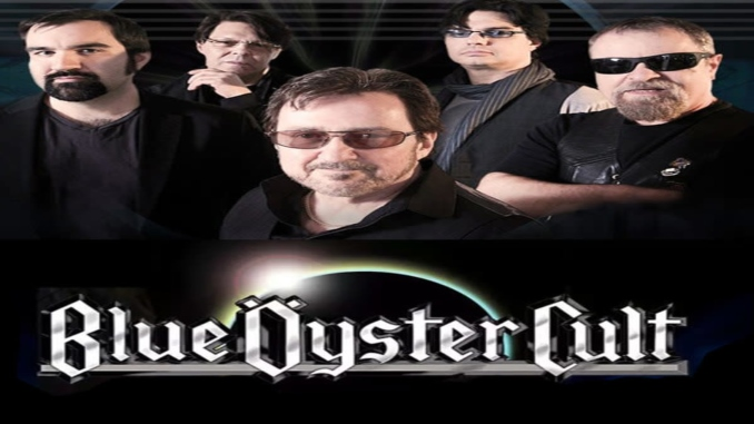 Blue Oyster Cult: contratto con la  Frontiers Music