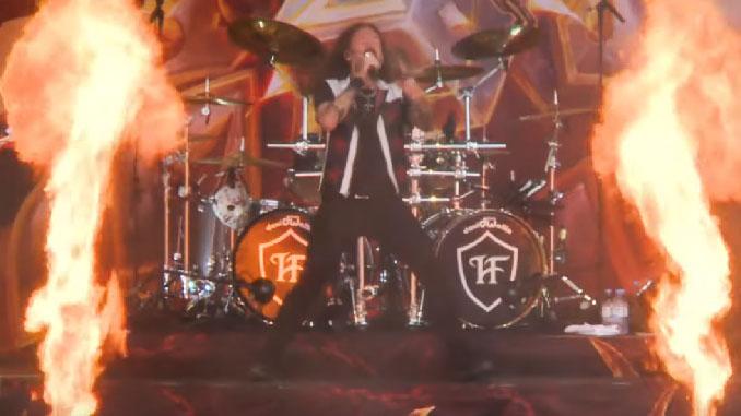 """HAMMERFALL: il video della nuova """"One Against The World"""" tratto dal prossimo disco """"Dominion"""""""