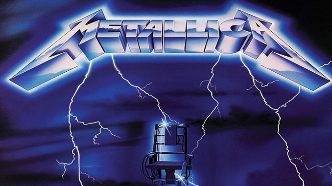 METALLICA: Ride The Lightning compie 35 anni!