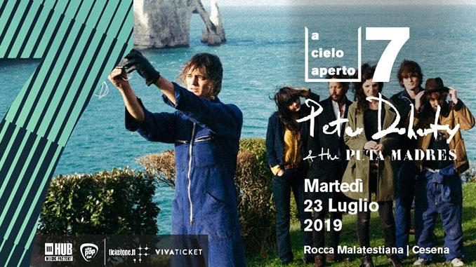 Peter Doherty & The Puta Madres a breve in concerto a Cesena per Acieloaperto, tutte le info