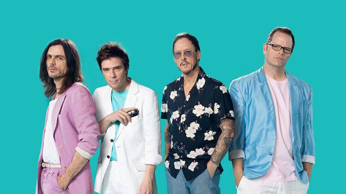 Weezer al Bologna Sonic Park 2019 domenica 7 luglio, info biglietti, orari, scaletta e band d'apertura