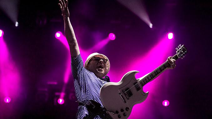 Weezer, Royal Republic e SWMRS: la gallery del live al Bologna Sonic Park