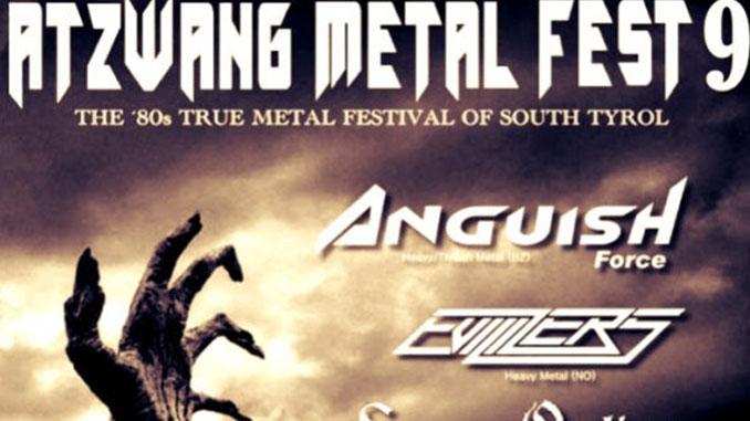 ATZWANG METAL FEST 2019: tutti i dettagli dell'evento metal a Bolzano