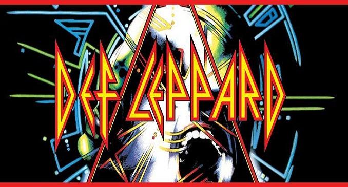 Def Leppard - Il 3 agosto 1987 esce l'album 'Hysteria'
