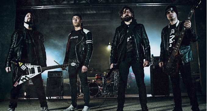 Enemynside - Firmano con Rockshots Records e nuovo album in autunno: 'Chaos Machine'