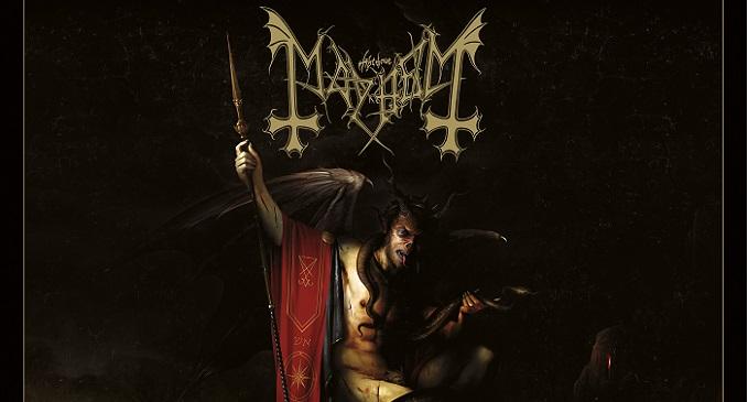Mayhem - Nuovo album ad ottobre: 'Daemon'