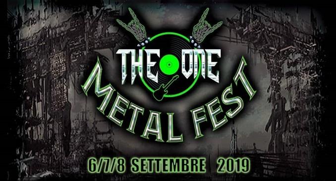 Ulvedharr - Confermati alla seconda giornata del festival di metal estremo 'THE ONE METAL FEST'