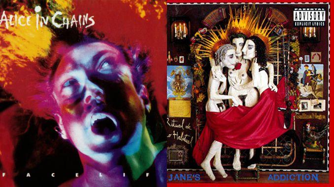Facelift degli Alice in Chains e Ritual de lo Habitual dei Jane's Addiction uscivano il 21 agosto 1990