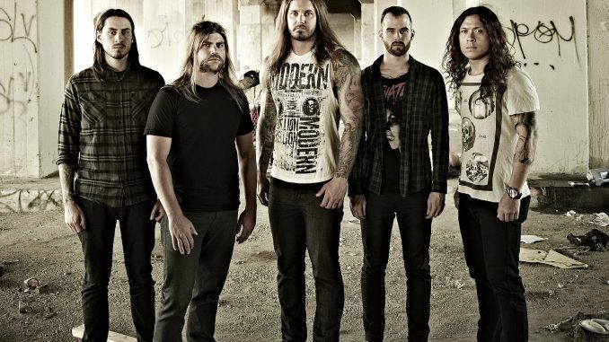 """AS I LAY DYING: il nuovo video """"Shaped By Fire"""" tratto dal prossimo disco in uscita a settembre"""