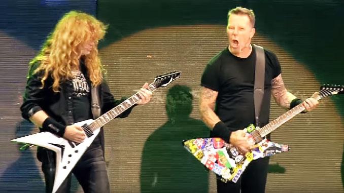 """DAVID ELLEFSON dei MEGADETH spera che ci saranno altri concerti dei """"Big Four"""", ma tutto dipende dai Metallica"""
