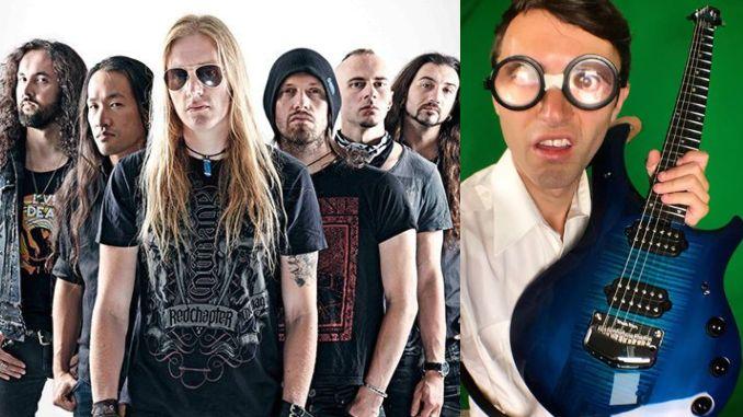 I DragonForce prendono uno youtuber come bassista dopo che Frédéric Leclercq ha annunciato la sua uscita dalla band