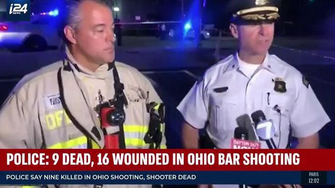 Il killer della strage in Ohio indossava una felpa di un gruppo metal. Le accuse alla band per i testi violenti.