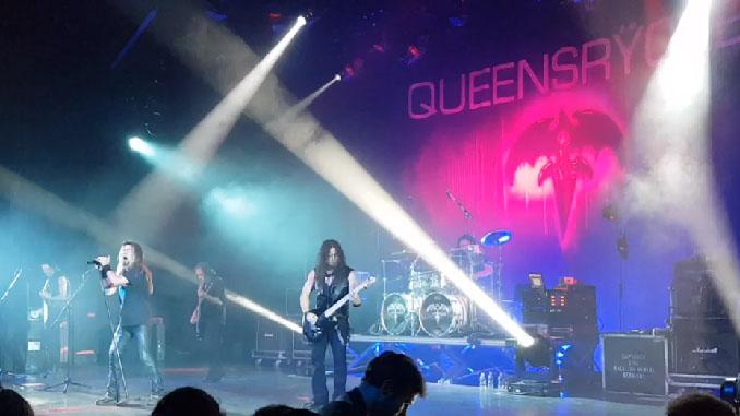 QUEENSRŸCHE: alcuni video del concerto a Lubiana in Slovenia