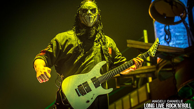 "SLIPKNOT: il nuovo video della canzone ""Birth Of The Cruel"" tratta da ""We Are Not Your Kind"""