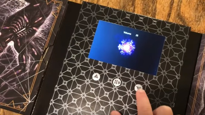 Tool: l'artwork e l'unboxing dell'edizione deluxe di Fear Inoculum con schermo lcd incorporato
