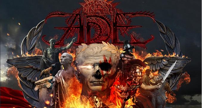 Ade - Svelata copertina e tracklist del debut 'Rise Of The Empire', in uscita a novembre. Pronti i pre-ordini