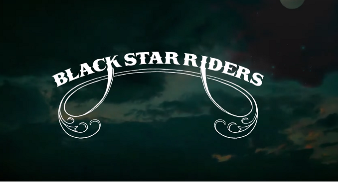 Black Star Riders - Guarda il nuovo lyric video di 'Tonight The Moonlight Let Me Down' dal nuovo 'Another State Of Grace' da oggi nei negozi
