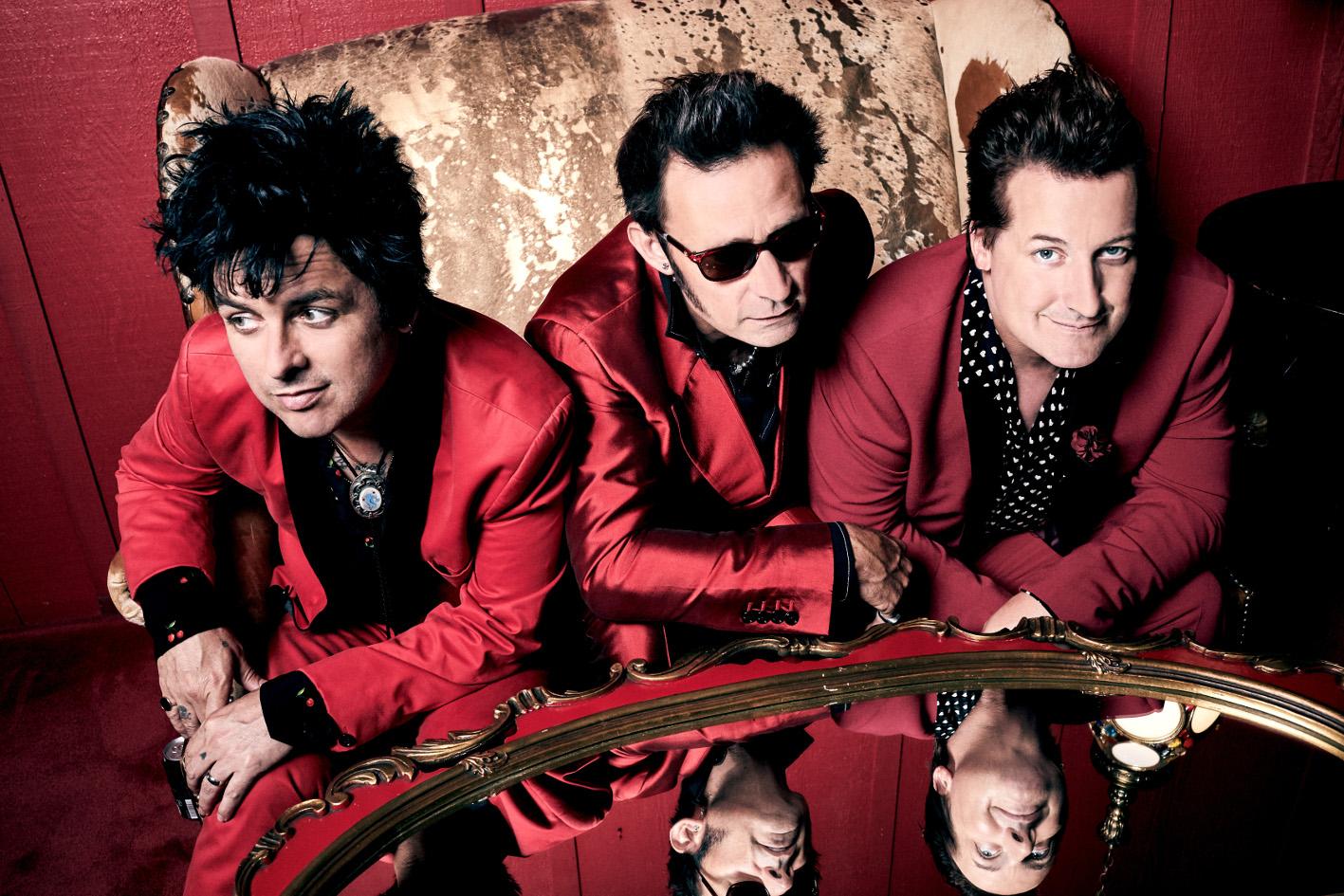 Annunciato il primo grande nome che suonerà al Firenze Rocks: Sono i Green Day!