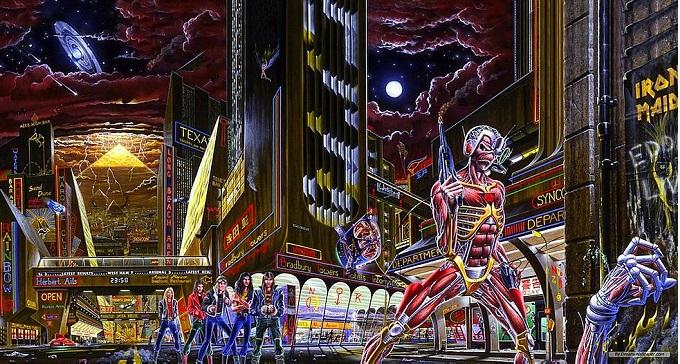 Iron Maiden - 'Somewhere in Time' veniva pubblicato il 29 settembre 1986