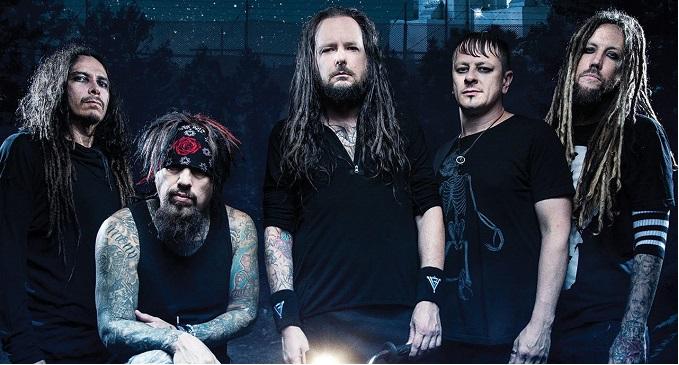 Korn - Ascolta un nuovo brano tratto dall'album 'The Nothing'. Si tratta di 'The Serenity Of Suffering'