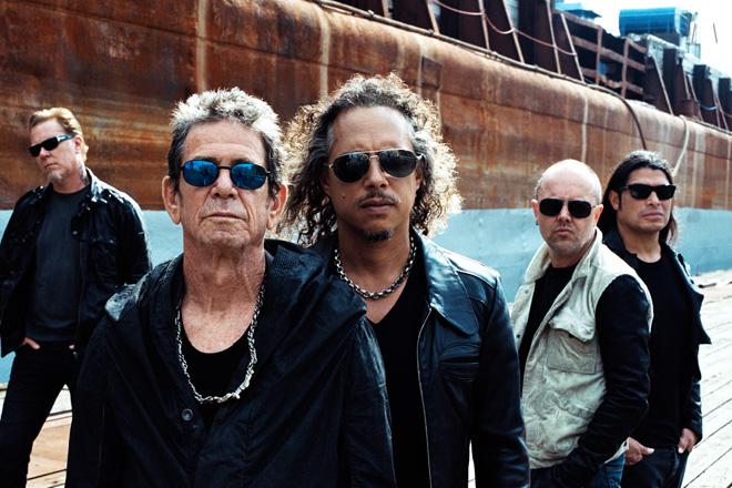 """Si continua a parlare di """"Lulu"""" l'album che ha visto insieme Lou Reed e Metallica"""