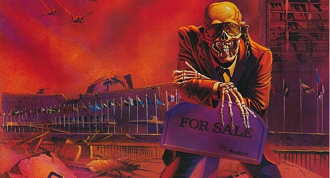 Megadeth - 'Peace Sells... But Who's Buying?', viene pubblicato il 19 settembre 1986