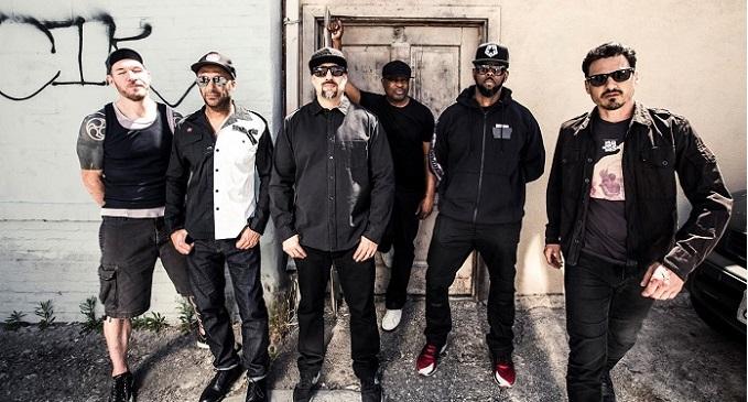 PROPHETS OF RAGE - Guarda il video di 'Pop Goes The Weapon', degli ex Rage Against the Machine, Public Enemy e Cypress Hill