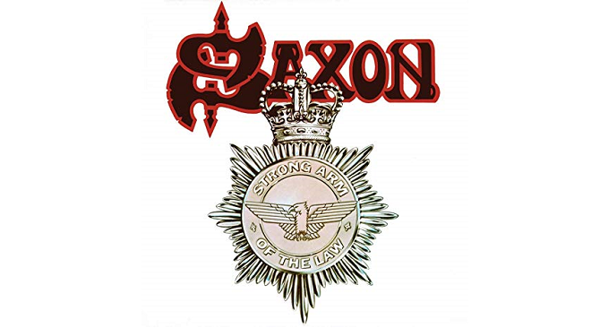 'Strong Arm of the Law', l'apoteosi metal dei Saxon, oggi compie 38 anni!!!