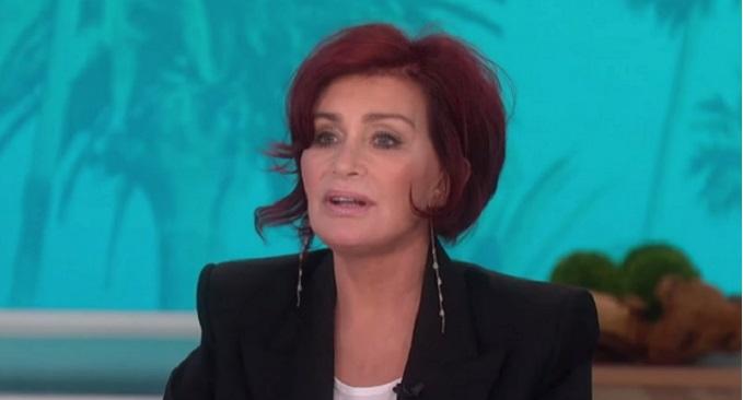 Sharon Osbourne - Un ruolo in 'Nativity! The Musical', quindi... un nuovo lifting!!!