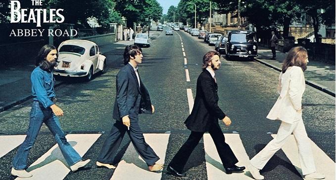 'Abbey Road' dei Beatles oggi compie 50 anni!!!