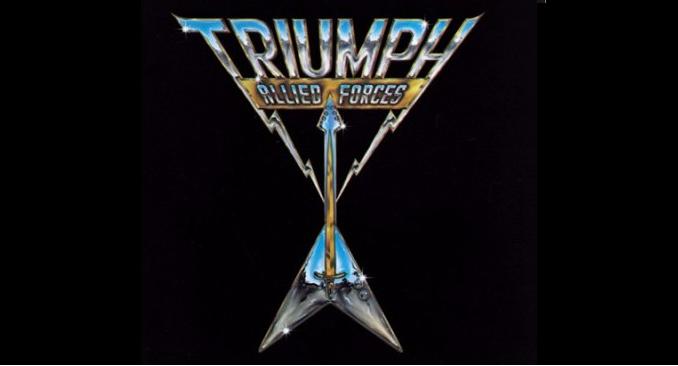 Triumph - 'Allied Forces', capolavoro della band canadese, arrivava nei negozi il 19 settembre 1981