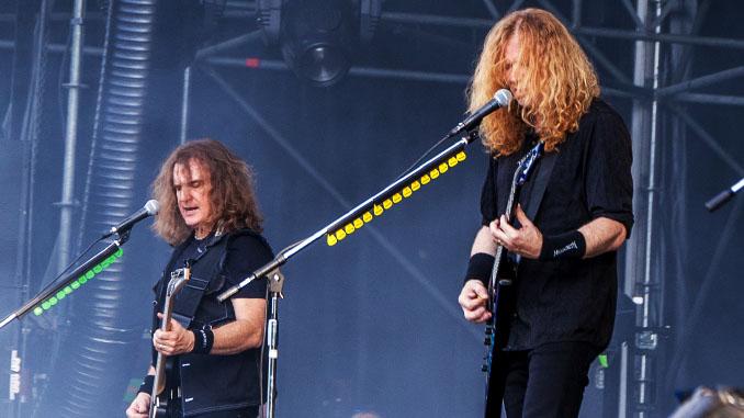 """MEGADETH, Ellefson: """"Non so se Dave Mustaine parteciperà allo show sulla Megacruise"""""""