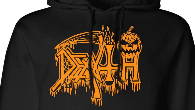 Death: per Halloween le loro maschere e il loro logo con zucca. Celebrazione o speculazione di cattivo gusto?