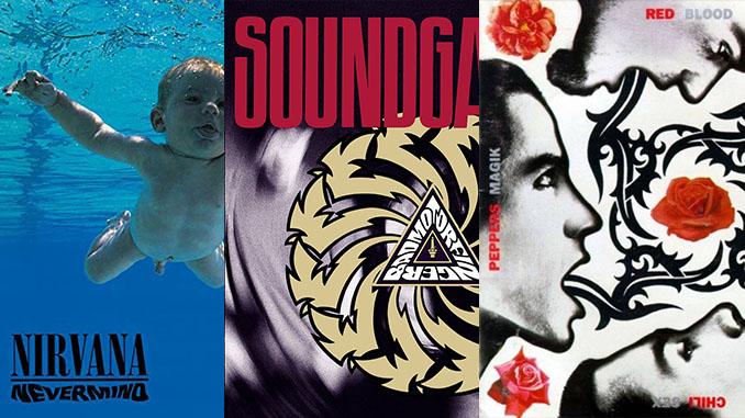 24 Settembre 1991: uscivano tre dischi che segnarono un'era. Il Rock oggi è morto?