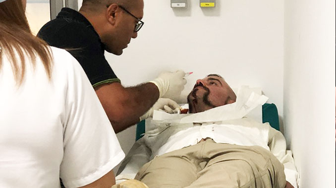 SABATON: Grave incidente in Tunisia dove stavano girando un video. Saltato il concerto in Polonia