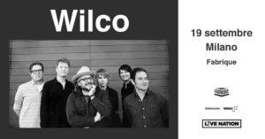Wilco @ Fabrique