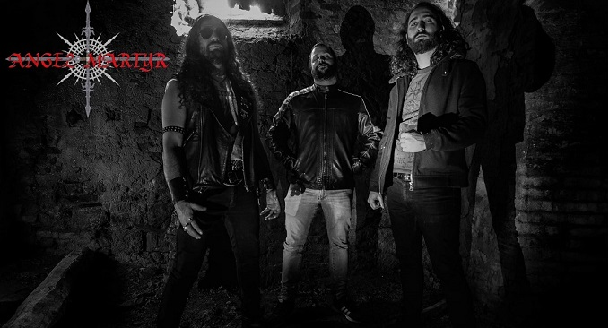 Angel Martyr - Guarda il video di 'The Alchemist', cover degli Iron Maiden