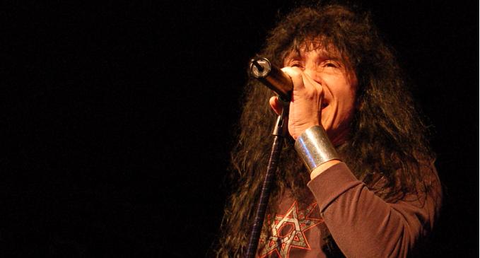 Buon compleanno a Joey Belladonna, frontman degli Anthrax