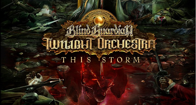 Blind Guardian - Guarda il lyric video di 'The Storm', dal monumentale 'Legacy Of The Dark Lands'