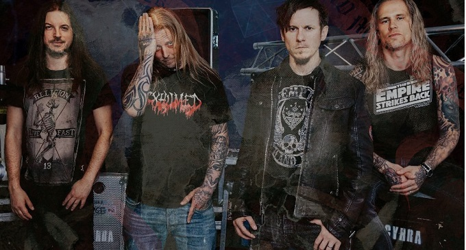 Cyhra - On line il lyric video di 'Battle From Within' dal nuovo album 'No Halos In Hell' in uscita a novembre