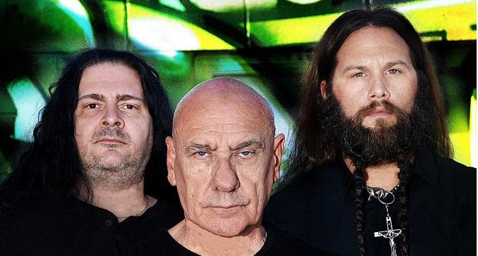 Un nuovo brano della band dell'ex Black Sabbath Bill Ward DAY OF ERRORS dal titolo 'Ghost Train'