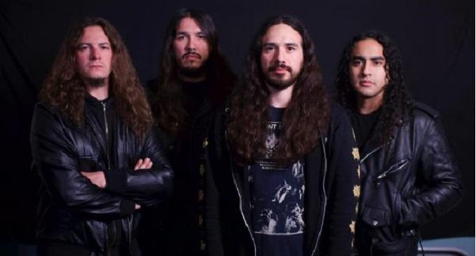 Exmortus - La thrash metal band pubblica il nuovo video intitolato 'Legions Of The Undead'