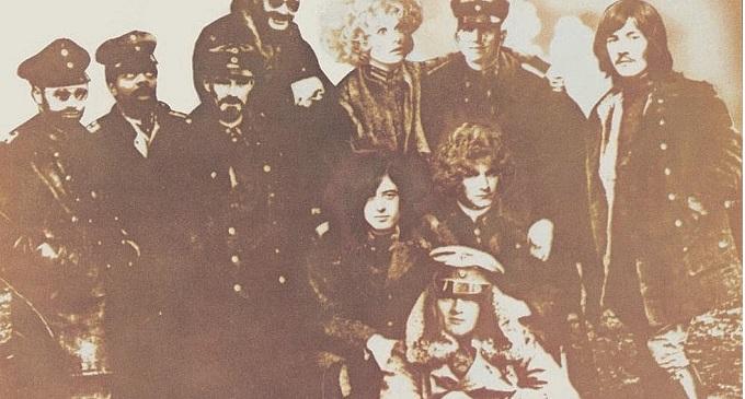 50 anni fa Led Zeppelin II arrivava nei negozi. La nascita dell'hard rock parte da qui