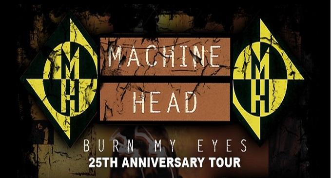 Machine Head - Presentata la nuova formazione: il chitarrista Vogg Kiełtyka e il batterista Matt Alston
