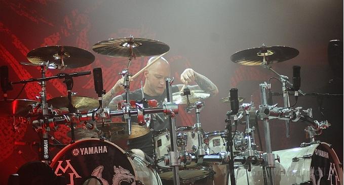 Auguri a Dave McClain, ex batterista dei Machine Head e attuale Sacred Reich