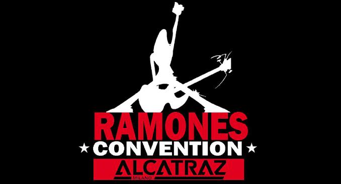 La Settima Edizione della Ramones Convention 2019 il 16 novembre all'Alcatraz di Milano dedicata ad Alex Ruffini