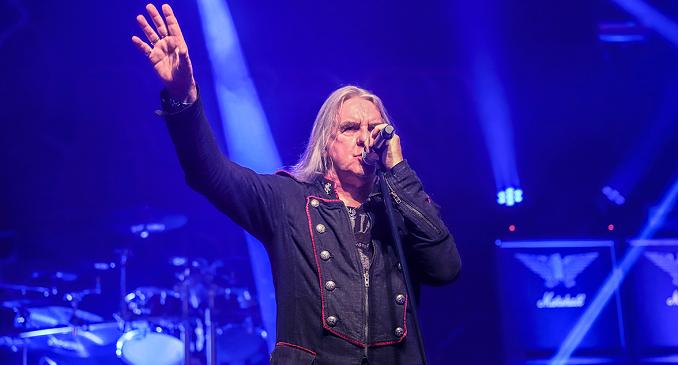 Saxon - L'album solista di Biff Byford sarà pubblicato ad inizi 2020. Un album 'più rock and roll'