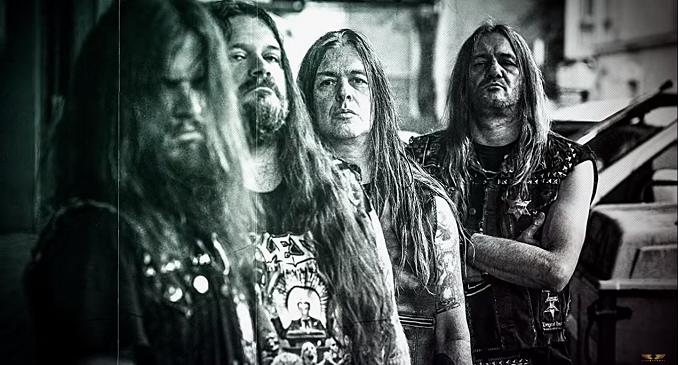 Sodom - Guarda il lyric video di 'Down On Your Knees' dal prossimo EP 'Out Of The Frontline Trench'