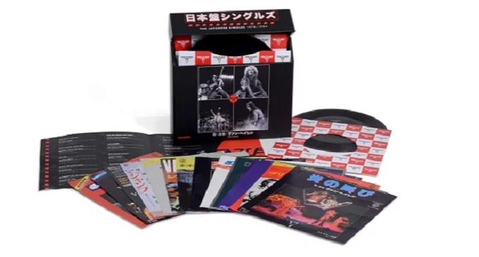 Van Halen - Guarda il trailer dell'imperdibile Box Set 'The Japanese Singles 1978-1984', da novembre nei negozi