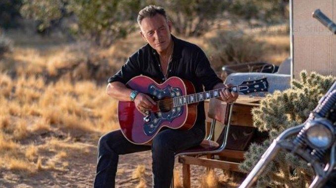 Bruce Springsteen: la trasposizione cinematografica di WESTERN STARS uscirà il 2 e 3 dicembre con regia dello stesso Boss